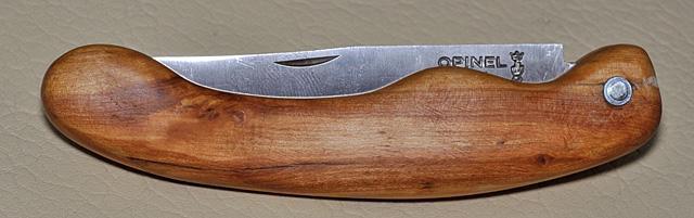 Opinel bouleau 8cm